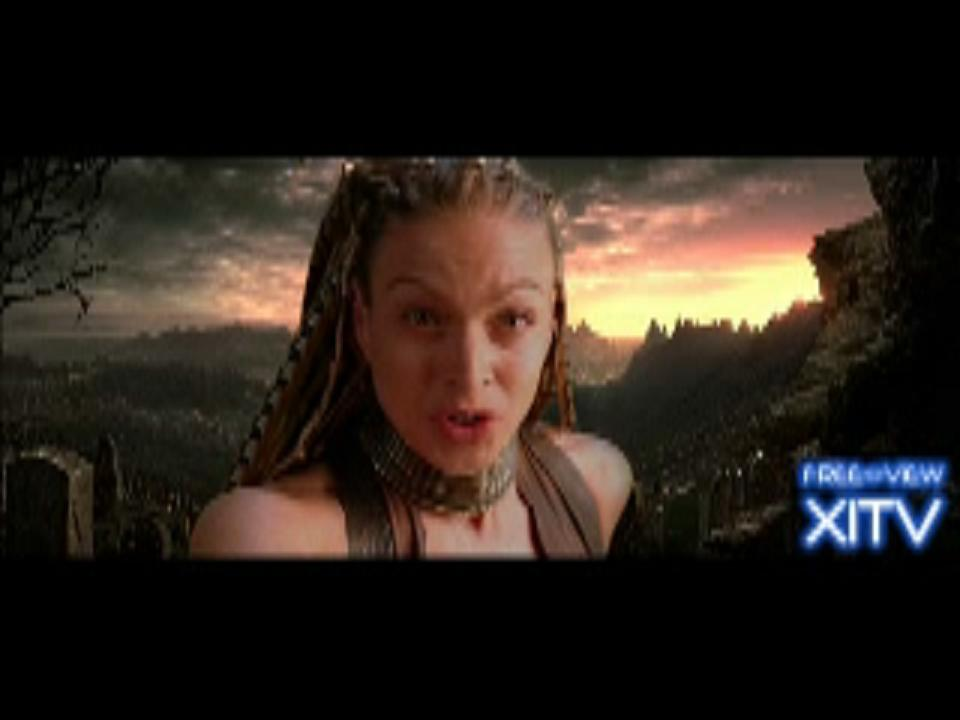 Watch Now! XITV FREE <> VIEW� Chronicles of Riddick! Starring Alexa Davalos, Thandie Newton, and Vin Diesel! XITV Is Must See TV!